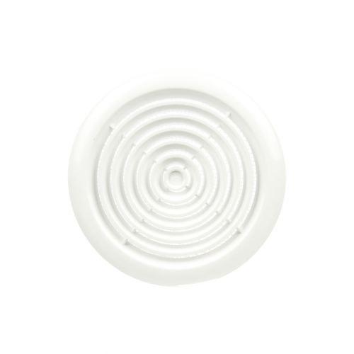 Grila ventilatie tavan 12.5 cm plastic