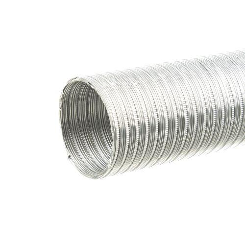 Tub flexibil aluminiu D180 mm / 3 metri liniari