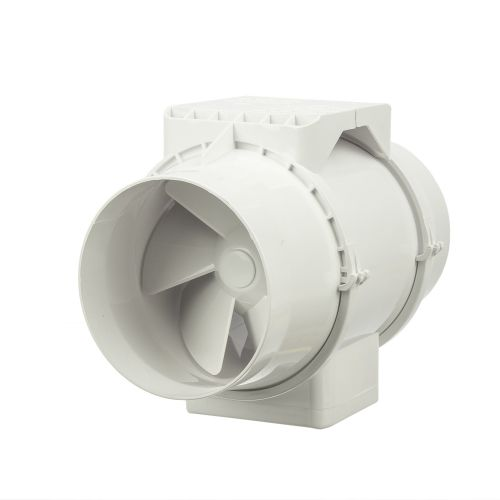 Ventilator In-Line 100 mm 187 M3/H Vents