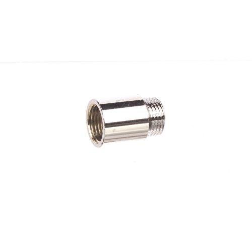 Prelungitor baterie nichelat 1/2' x 15 mm Gobe