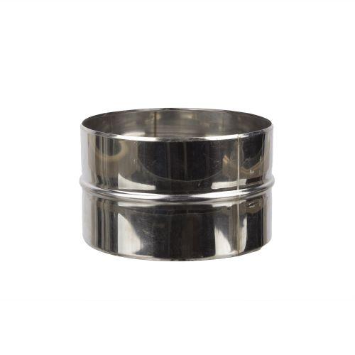 Mufa inox D100 mm