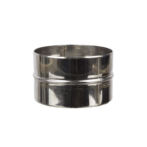 Mufa inox D120 mm