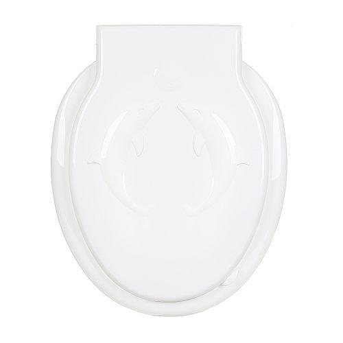 Capac WC plastic alb