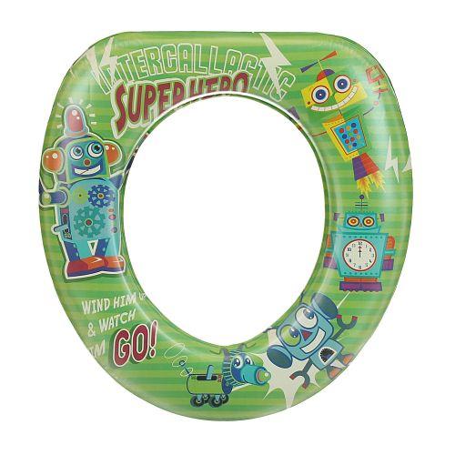 Capac WC cu burete pentru copii