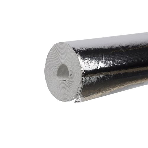 Folie aluminiu protectie radiator 50 cm x 5 m; 3 mm