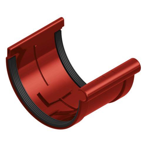 Bratara jgheab rosu 120 mm