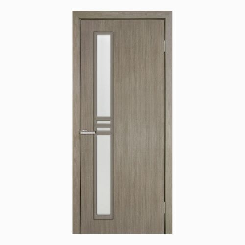 Foaie usa de interior 60 cm cu geam Note pin madeira