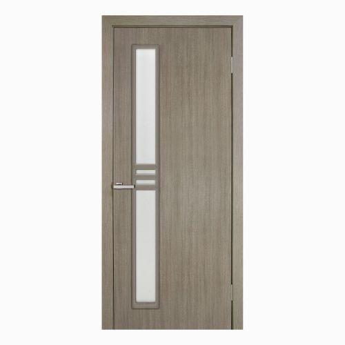 Foaie usa de interior 80 cm cu geam Note pin madeira