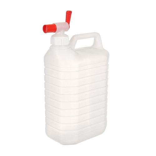 Canistra plastic cu robinet 5L