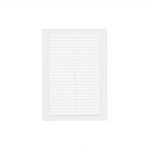 Grila plata exterior PVC 170 x 238 mm