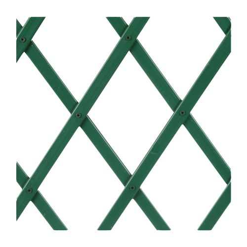 Mini spalier PVC verde 0.5 x 1.5 m