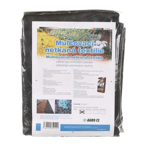 Textil netesut negru Jutabond 1.6 x 5 m