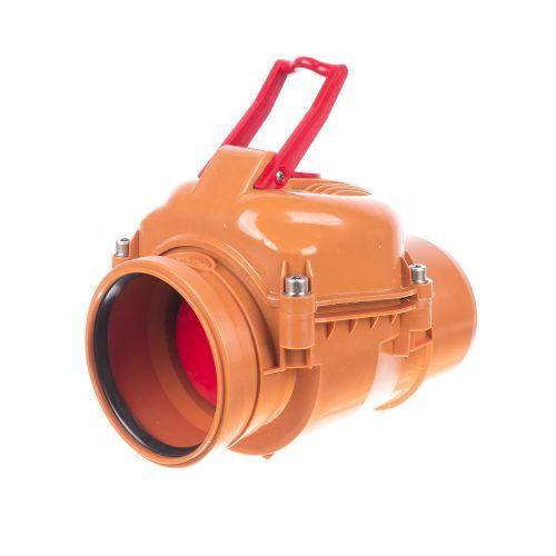 Clapeta antiretur cu inchizator Ø110 mm