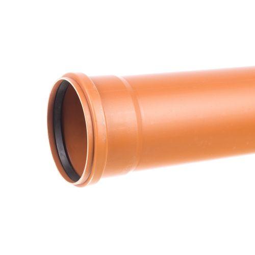 Tub canal SN2 160 x 3.2 mm 2 m