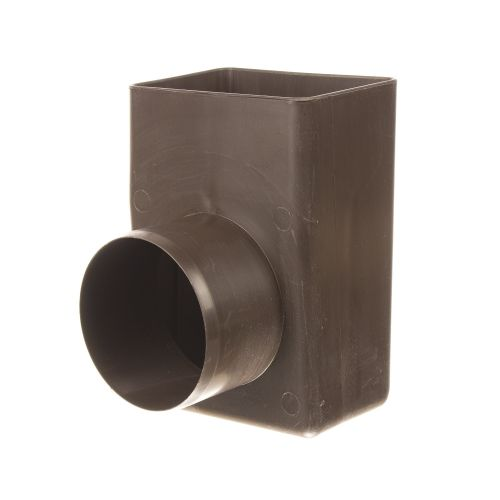 Racord scurgere de colt 65 x 100 Ø100 mm