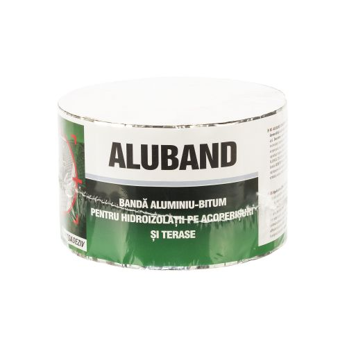 Aluband Banda bituminoasa 10 cm 10 m / rola