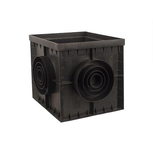 Camin patrat negru C250 300 x 300 x 300 mm