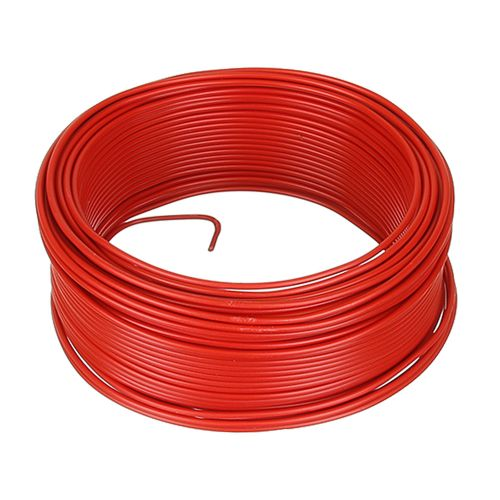 Cablu electric FY 1.5 mmp H07 V-U 50 m rosu
