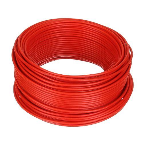 Cablu electric FY 2.5 mmp H07 V-U  50 m rosu