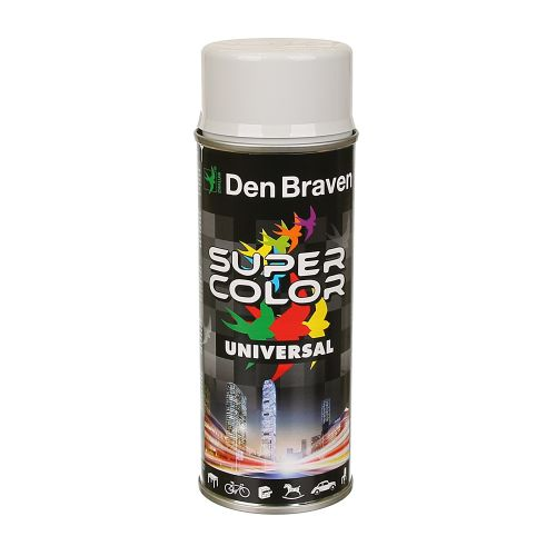 "Spray gri deschis RAL7035 ""Super Color"" 400 ml"