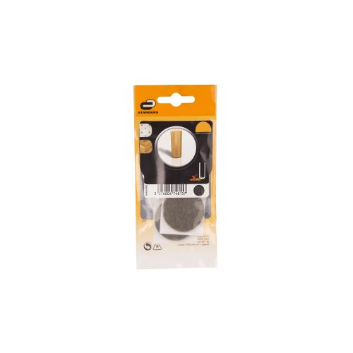 Patine adezive pasla 35 mm 4 buc