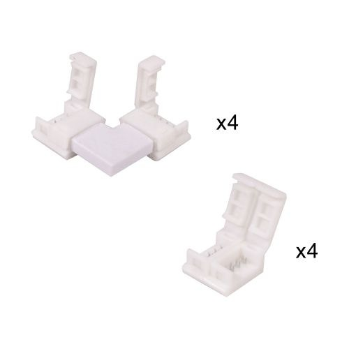 conector kit ledflexi 4 pin