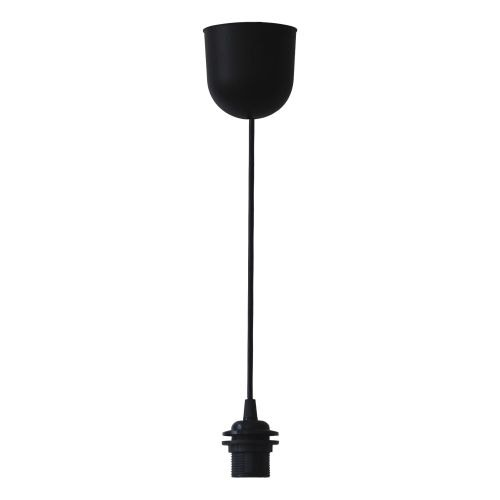 cablu pendul july, cablu plastic negru