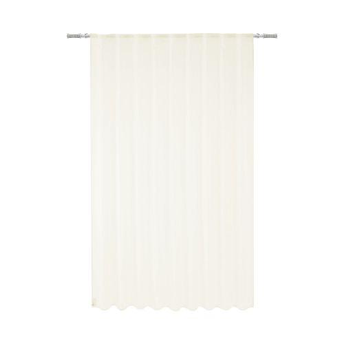 Perdea ivoire, voal, 300 x 260 cm, Softy Inspire
