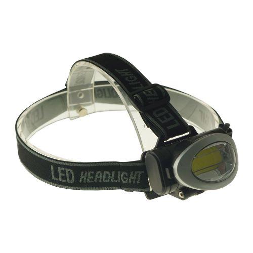 Lampa frontala LED COB