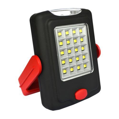 Lampa 20 SMD + 3 LED