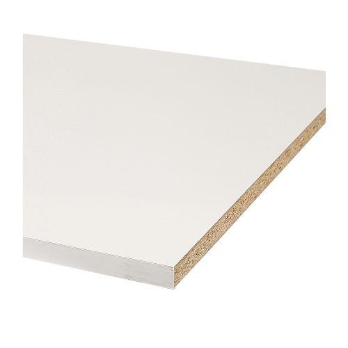 Pal alb mat 1400 x 2070 x 18 mm 2.93 mp