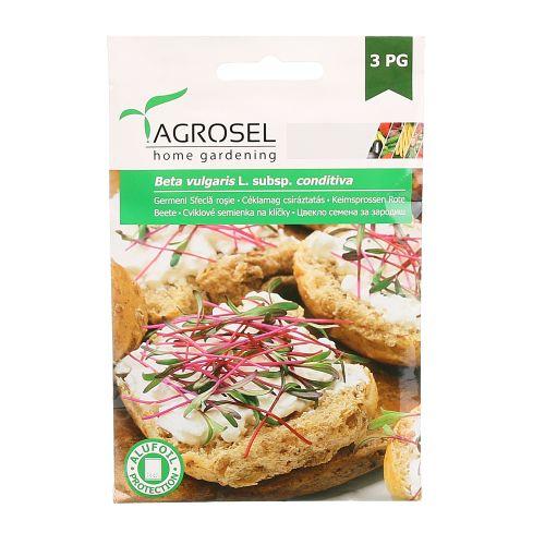 Seminte germeni sfecla rosie 1g