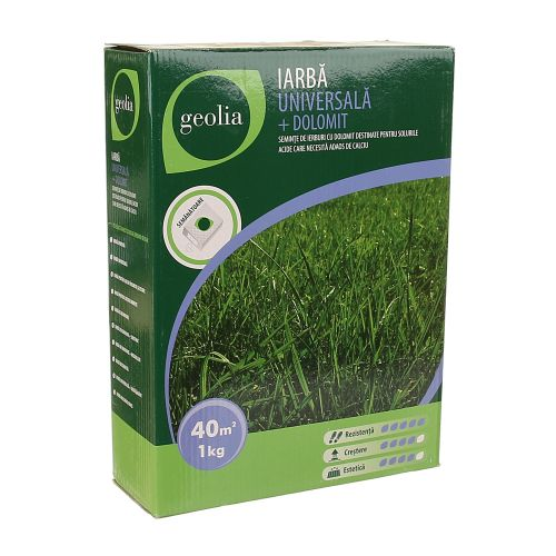 Gazon universal Geolia 1 kg