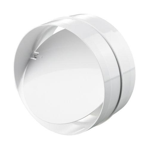 Racord PVC clapeta antiretur 125 mm