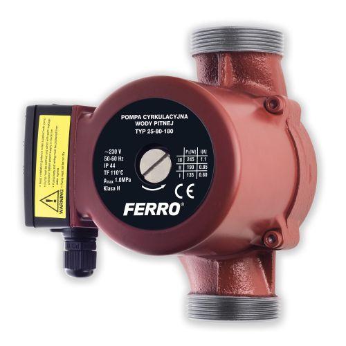 Pompa circulatie instalatie incalzire 25 x 80 x 180 mm