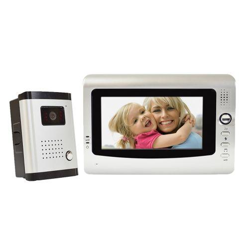 Interfon video color 4 fire PNI H1073A