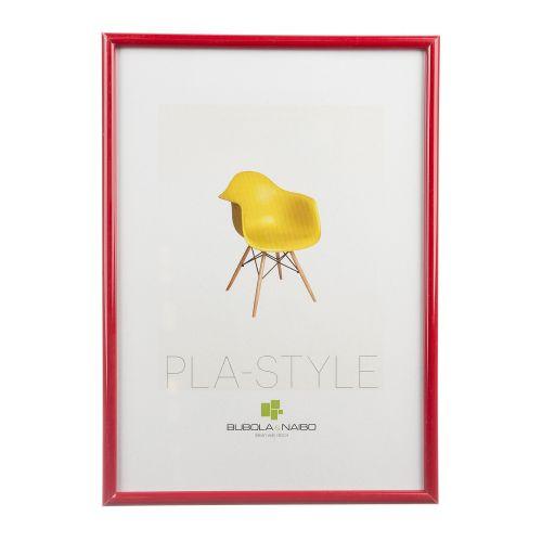 rama rosie din plastic