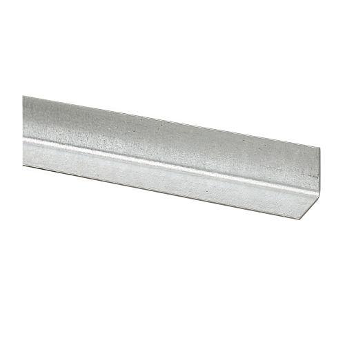 Cornier otel zincat 15.5 x 15.5 x 1 mm, 1 m