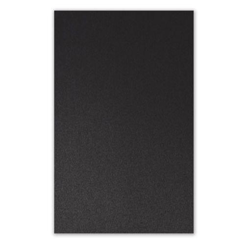 Placa plastic Hobby negru 0.5 x 1 x 3 mm