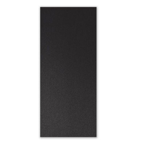 Placa plastic Hobby negru 0.5 x 1.5 x 3 mm