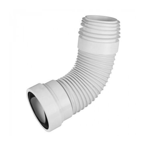 Racord flexibil pentru vas WC 550 mm