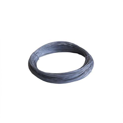 Sarma moale neagra 3 mm rola 5 kg