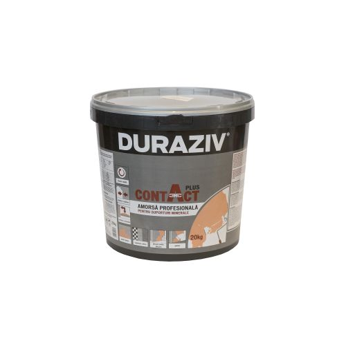 Duraziv Contact Plus Amorsa beton 20 kg