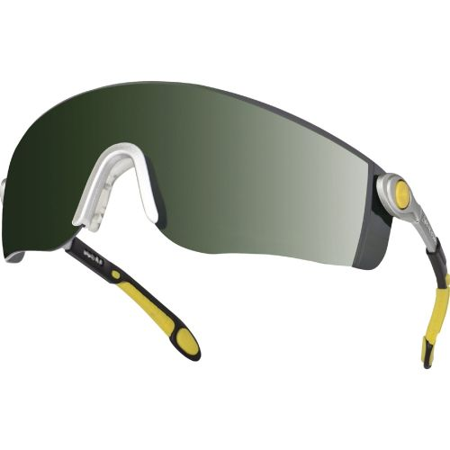 Ochelari policarbonat negri pentru sudura UV400