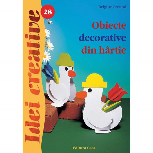 Obiecte decorative din hartie