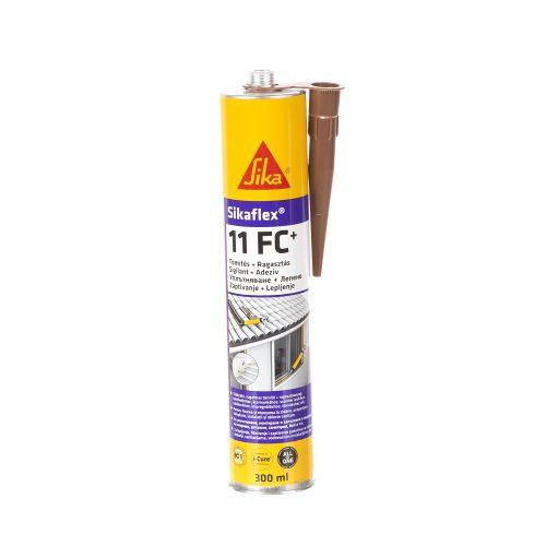 """Sigilant poliuretanic """"Sikaflex"""" 11FC 300 ml maro"""