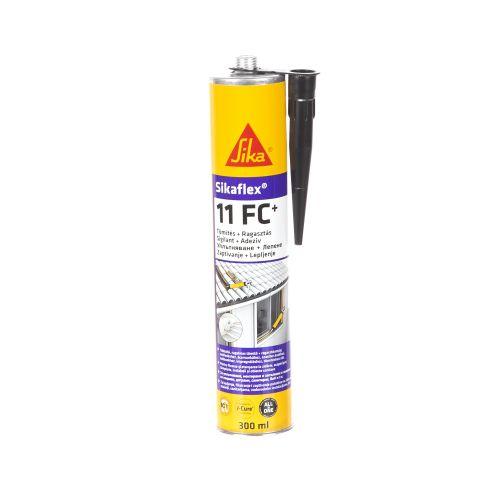 "Sigilant poliuretanic ""Sikaflex"" 11FC 300 ml negru"
