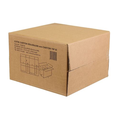 Cutie carton transport 6 sticle x 750 ml