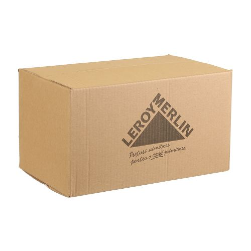 Cutie carton Leroy Merlin 490 x 460 x 360 mm