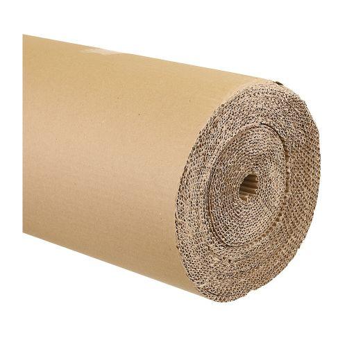 Rola carton ondulat 2 straturi 1.075 x 30 m